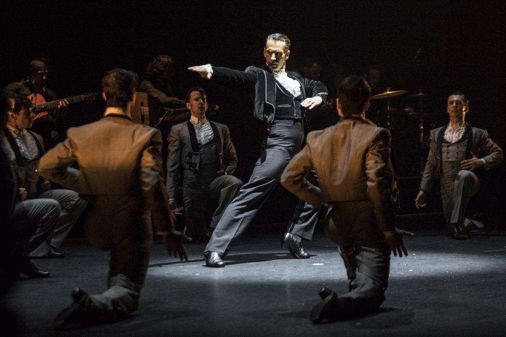 'De lo flamenco'. Ballet Nacional de España. Foto: Ana Palma.