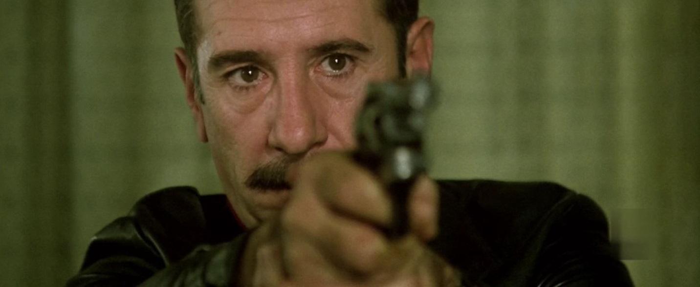 Alfredo Landa. 'El crack' (1981).
