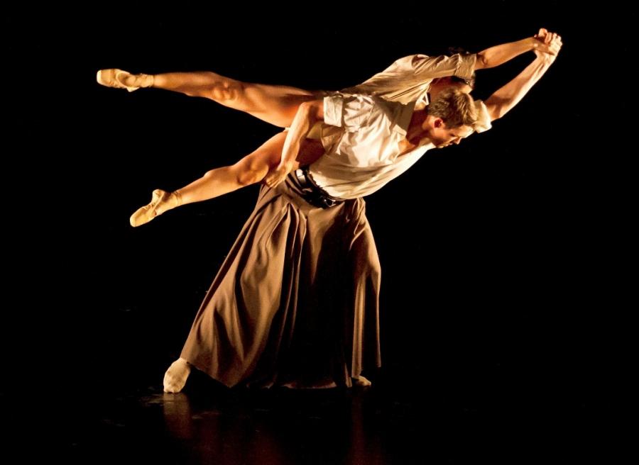 'In memoriam', coreografía de Sidi Larbi Cherkaoui.