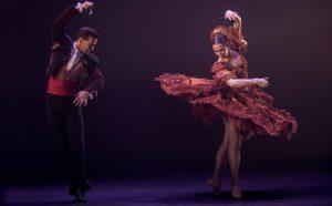 'Invocación bolera'. Ballet Nacional de España. Foto: Ana Palma.
