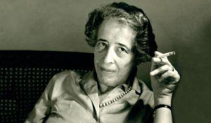Hanna Arendt.