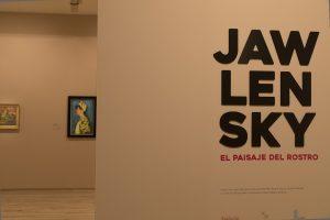 'Jawlensky. El paisaje del rostro'. © Luis Domingo.