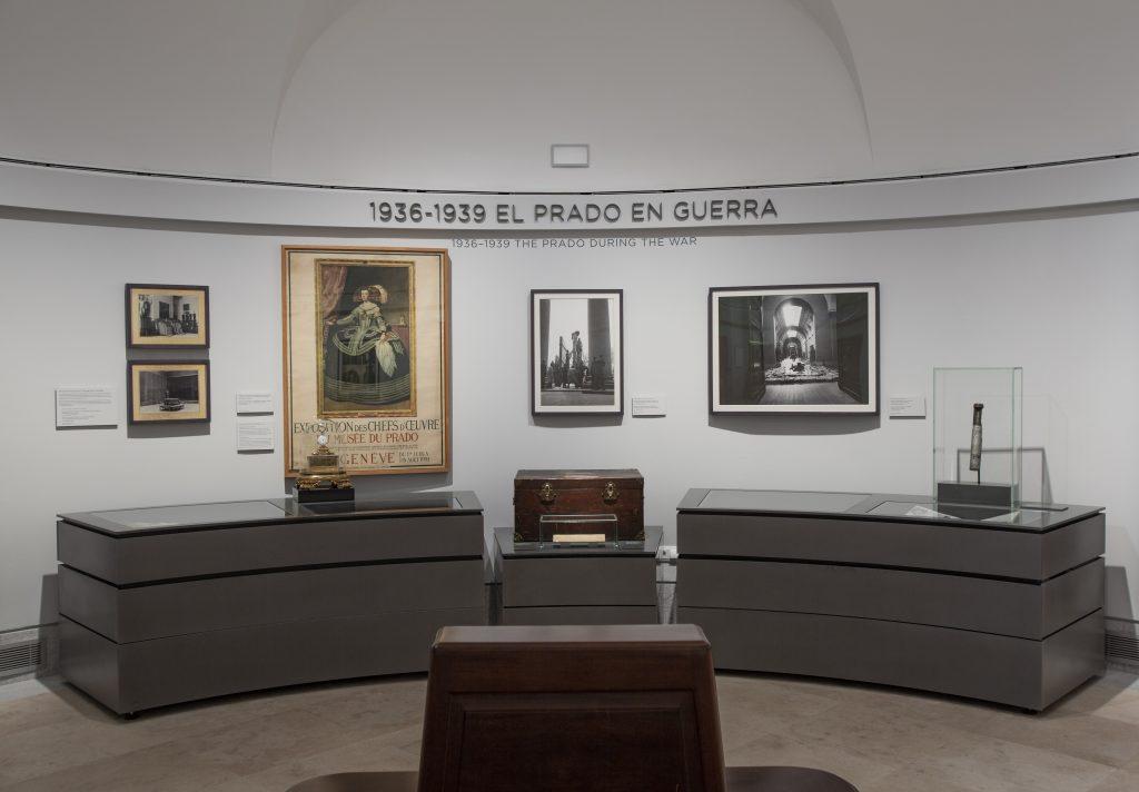 Historia del Museo del Prado y sus edificios. Imagen de la sala de la exposición. Foto © Museo Nacional del Prado.
