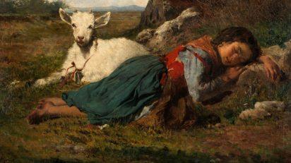 Joaquín Agrasot. 'Las dos amigas'. © Museo Nacional del Prado.