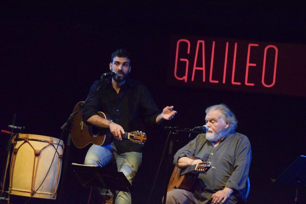 Rafael y Salvador Amor.