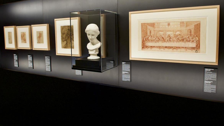 El ingenio al servicio del poder. Los códices de Leonardo da Vinci en la corte de los Austrias.
