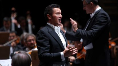 Piotr Beczala. © Javier del Real / Teatro Real.