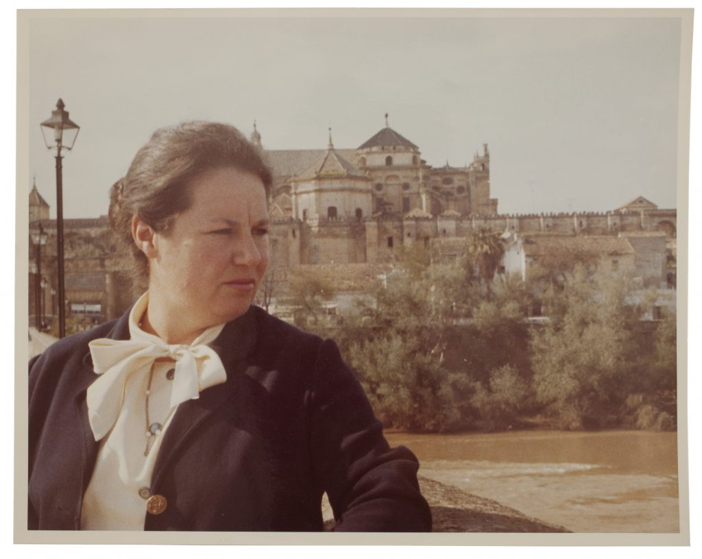 Carmen Sánchez. Foto © Museo Nacional del Prado.