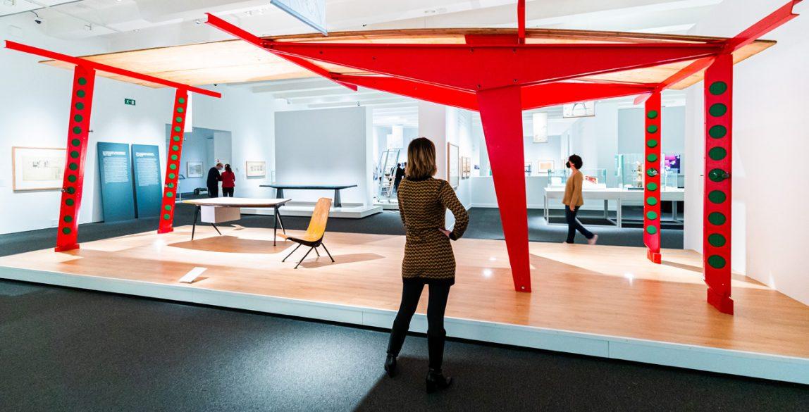 El universo de Jean Prouvé. Arquitectura / Industria / Mobiliario.