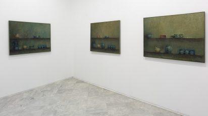 Teresa Duclós. Aspecto general de la exposición. © Claudio del Campo.