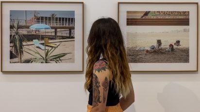 SCULPTING REALITY. EL ESTILO DOCUMENTAL EN LA COLECCIÓN PER AMOR A L'ART. Fotografía: Miguel Lorenzo.