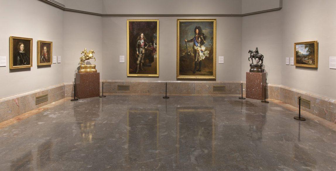 Sala 19 del edificio Villanueva. Colección siglo XVIII. © Museo Nacional del Prado.