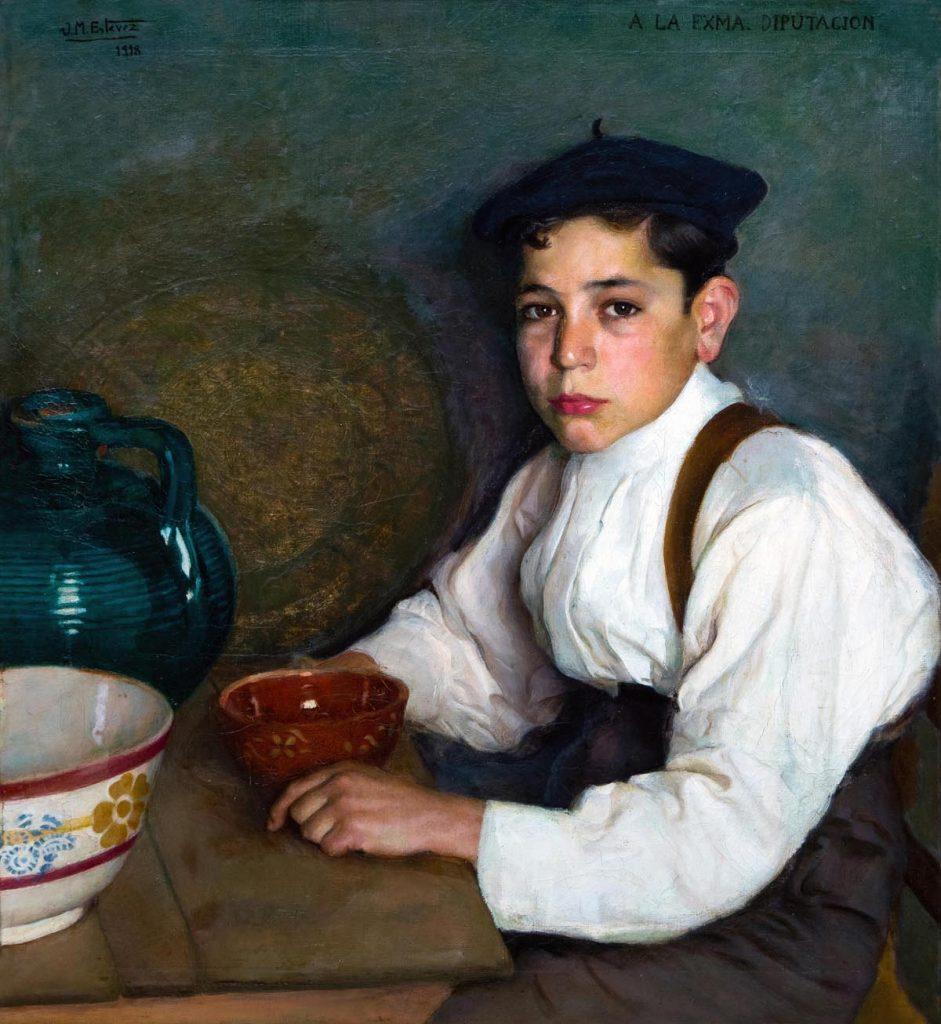 'Retrato de mi hermano', de José Martín Estévez.
