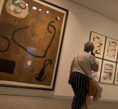 'Miró: Poema'. Fundación MAPFRE. © Luis Domingo.