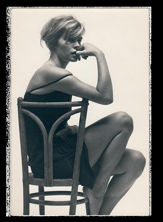 «Katherin». 1959. @Arxiu Leopoldo Pomés.