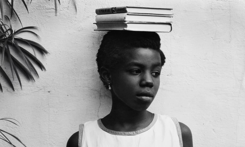 Paul Strand. Anna Attinga Frafra, Accra, Ghana, 1964. © Aperture Foundation Inc., Paul Strand Archive.