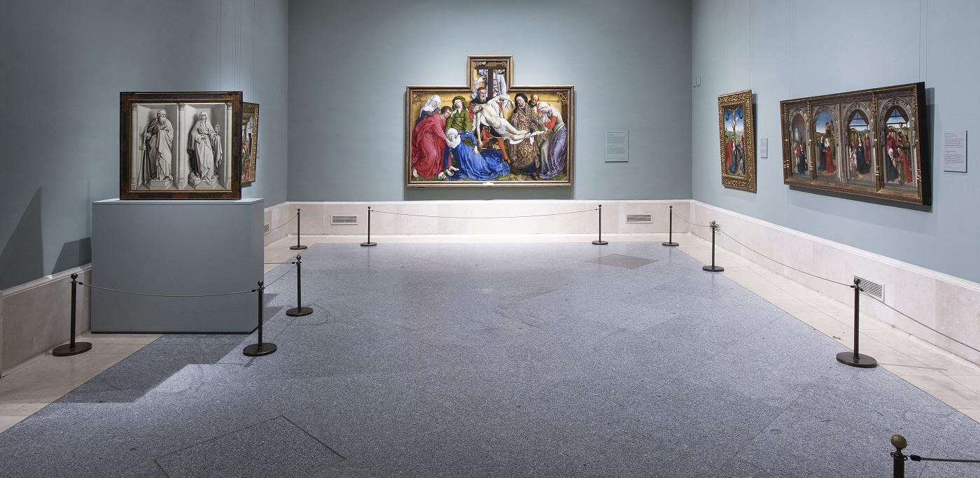 Sala 58 del Edificio Villanueva. © Museo Nacional del Prado.