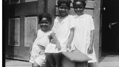 Harris & Ewing, photographer. African American children. United States, None. [Between 1915 and 1923] Photograph. https://www.loc.gov/item/2016885266/.