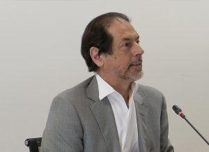 Javier Arnaldo, jefe del Centro de Estudios del Prado. Foto © Museo Nacional del Prado.