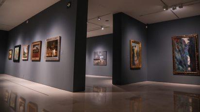 Pintar la luz. Maestros catalanes de la colección Carmen Thyssen.