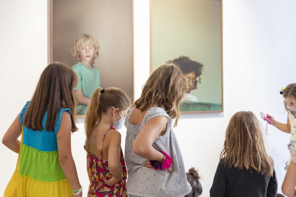 Alalimón. Taller infantil en BGW2020. Foto: Cecilia Díaz Betz.