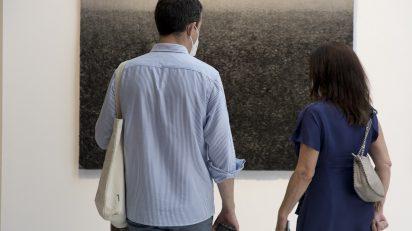 Exposición 'catorce Relatos breves'. © Luis Domingo.