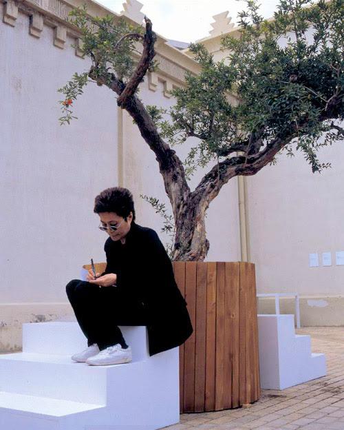 'Wish Tree' de Yoko Ono.