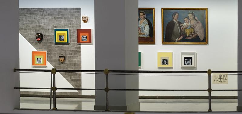 Exposición 'Buen gobierno. Sandra Gamarra Heshiki'. Foto: © Guillermo Gumiel.