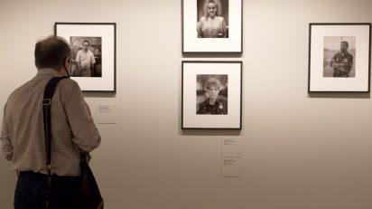 Judith Joy Ross. Fundación MAPFRE. © Luis Domingo.