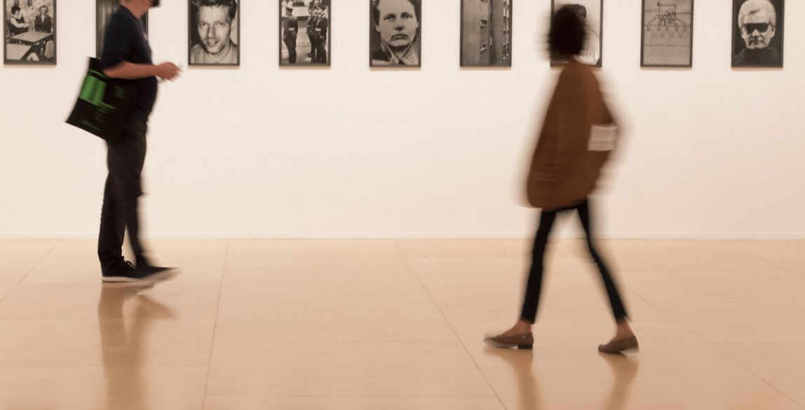 'Michael Schmidt. Fotografías 1965-2014'. Museo Reina Sofía. © Luis Domingo.