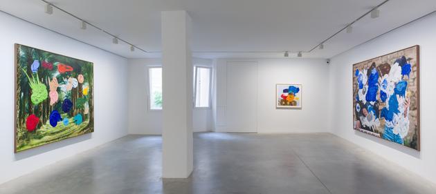 Eduardo Sarabia. Como la Flor. Galería Javier López & Fer Francés.