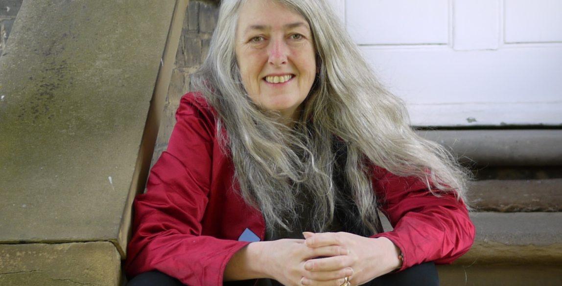 Mary Beard.