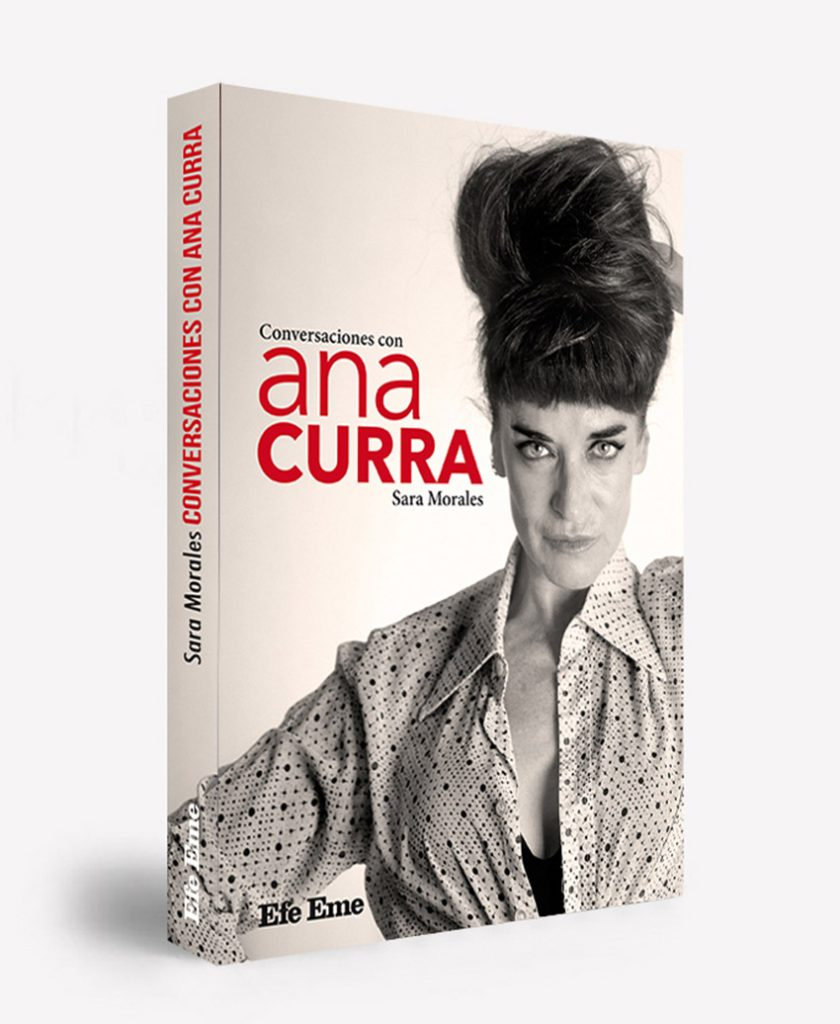 Conversaciones con Ana Curra.