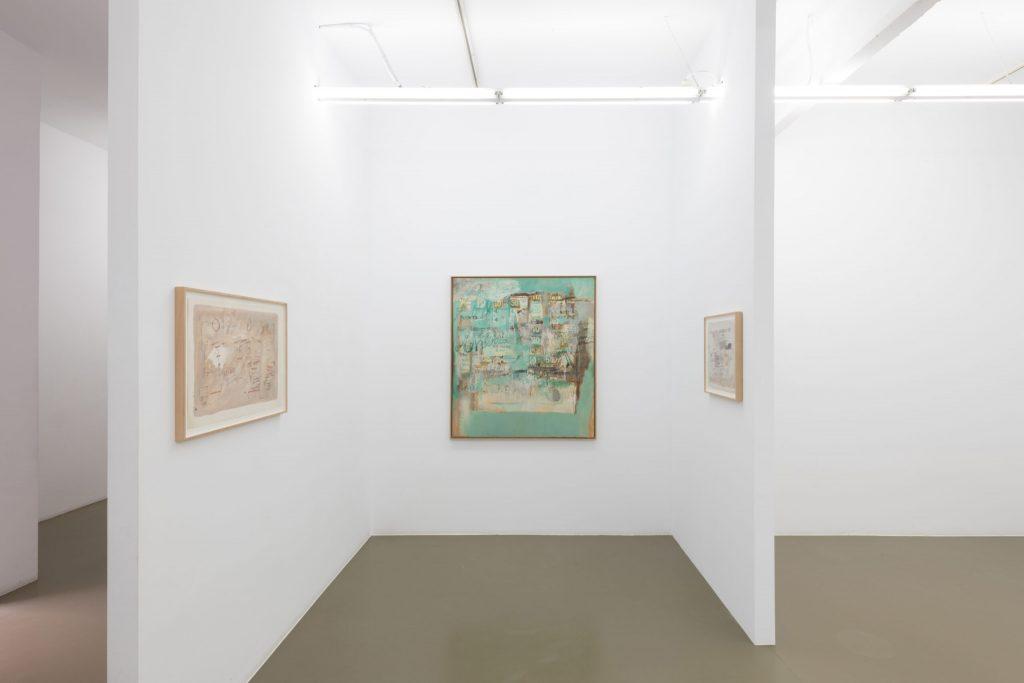 Sara Grilo. Obras (1967 – 2000). Galería Maisterravalbuena.