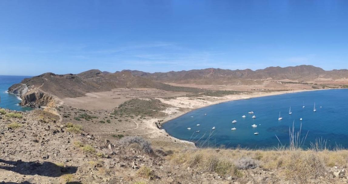 Playa de los Genoveses (Níjar, Almería).